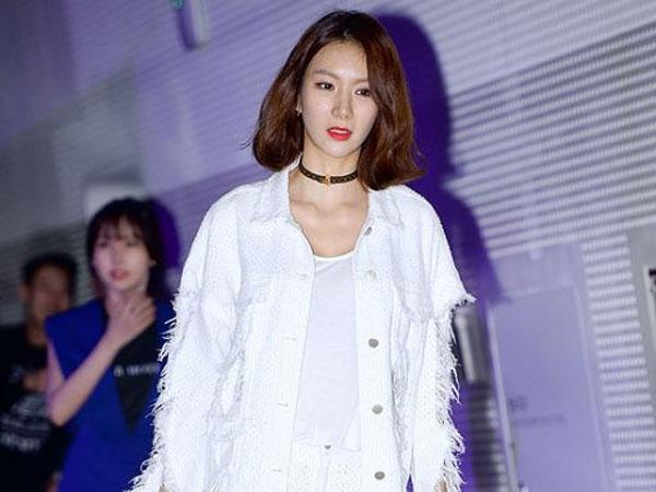 Tampak Beda di Seoul Fashion Week, Jungah After School Lakukan Operasi Plastik?