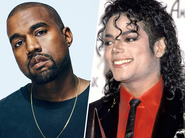 Kanye West Kalahkan Michael Jackson di Billboard!