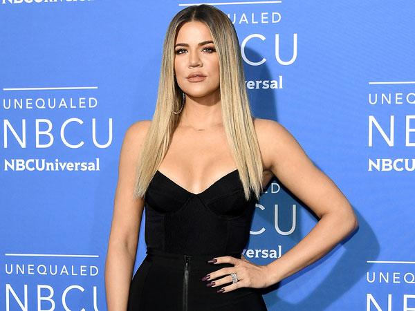 Rahasia Khloe Kardashian Turun Berat Badan Pasca Melahirkan dalam Waktu Singkat