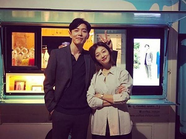 Posting Cincin, Kim Jae Wook dan Lee El Kembali Dirumorkan Pacaran