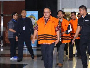 KPK Pastikan Penetapan Tersangka Korupsi Hanya Ditujukan Pada 'Mastermind'