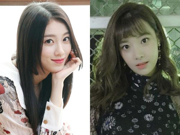 Lee Suji UNI.T Juga Tunjukan Dukungan untuk Hyunjoo Eks APRIL