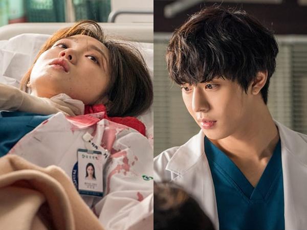 Paniknya Ahn Hyo Seop Saat Lee Sung Kyung dalam Bahaya di 'Romantic Doctor Kim 2'