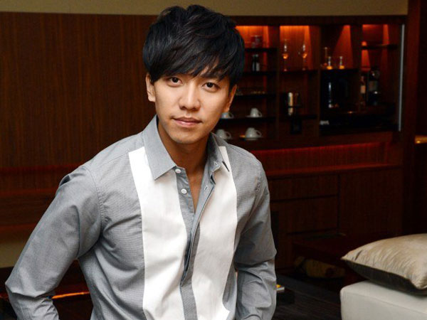 Usai Bintangi 'You're All Surrounded', Lee Seung Gi akan Debut Layar Lebar!
