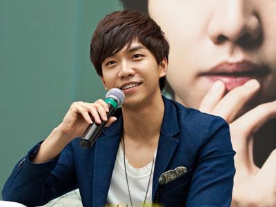 Lee Seung Gi Siap Comeback dengan Album Terbaru