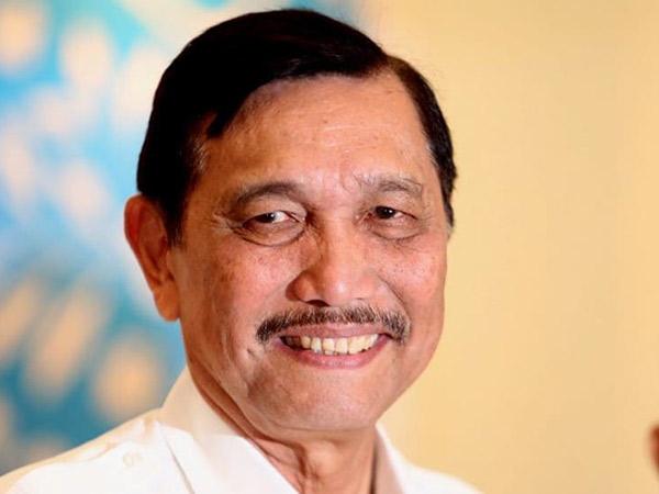 Luhut Binsar Panjaitan Gantikan Edhy Prabowo Jadi Menteri KKP Sementara