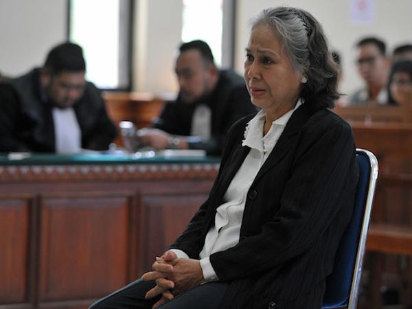 Dituntut Seumur Hidup Atas Kasus Pembunuhan Angeline, Margriet Mengaku Hidupnya Hancur