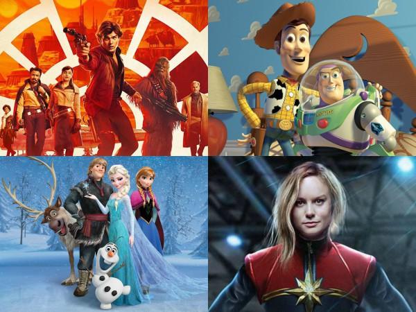 Disney dan Marvel Bocorkan Jadwal Tayang Film Sampai 2019!