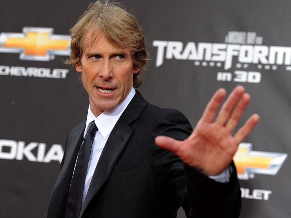 Sukses Garap 'Transformers', Michael Bay Siapkan Film Mobil Futuristik dari Galaksi Lain!