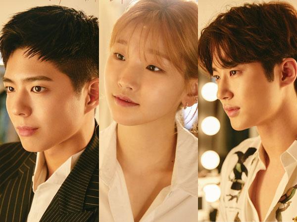 Park Bo Gum, Park So Dam, dan Byun Woo Seok Tunjukan Masa Keemasan di Poster 'Record of Youth'