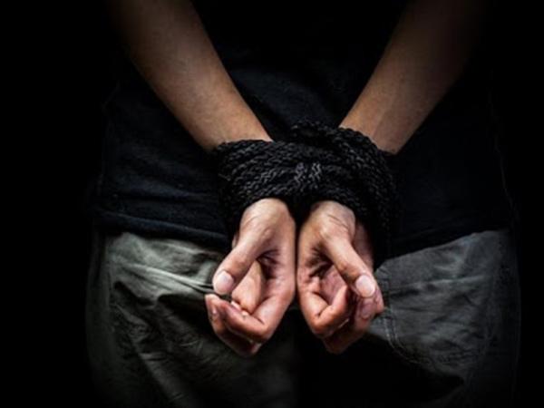 Polisi Tangkap Gilang Fetish Kain Jarik di Kalimantan