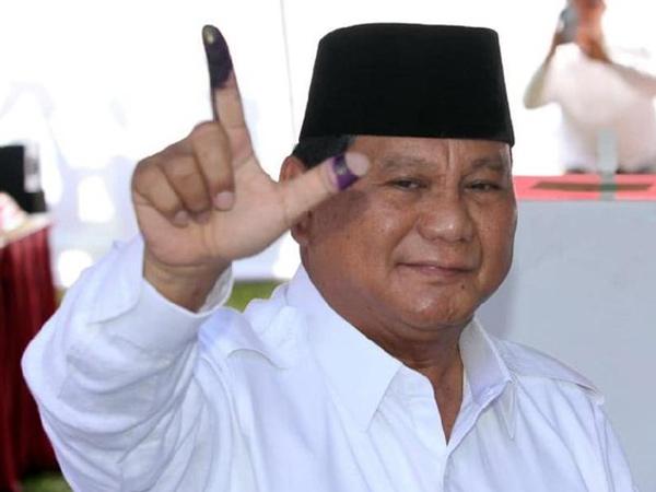 Prabowo Klaim Menang: Ada Lembaga yang Giring Opini Seolah Kita Kalah