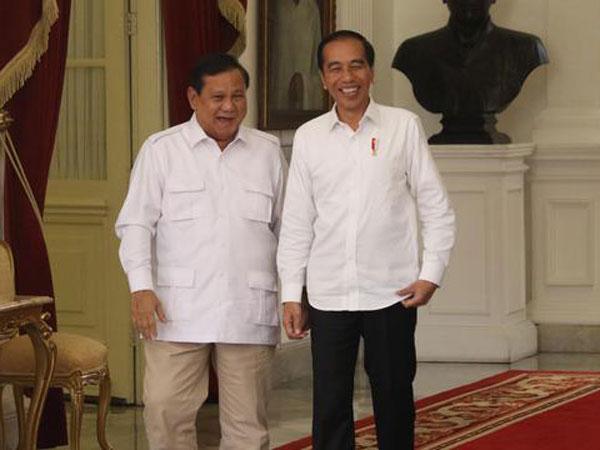 Bocoran dari Relawan: Jokowi Fix Tegaskan Gerindra Masuk Koalisi?