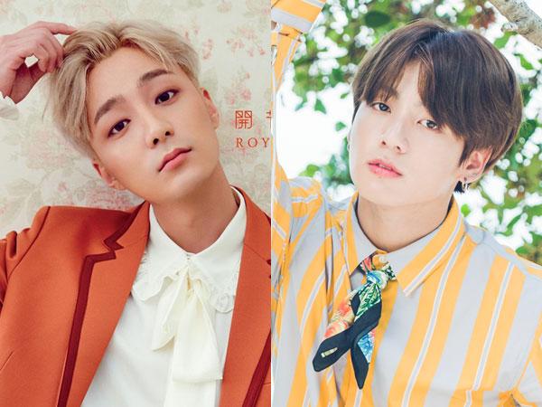 Bak Fanboy, Lucunya Komentar Roy Kim yang Lagunya Di-cover Jungkook BTS