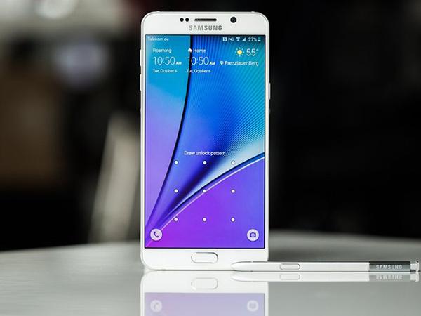 Setelah Samsung Galaxy S6 dan S7, Layar Lengkung Juga Akan Diterapkan di Galaxy Note 6?