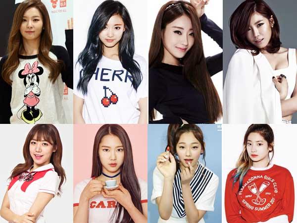 Tambah Dahyun TWICE, Ini Daftar Artis Korea yang Dikonfirmasi Jadi Peserta Acara 'Girls Who Can Eat'