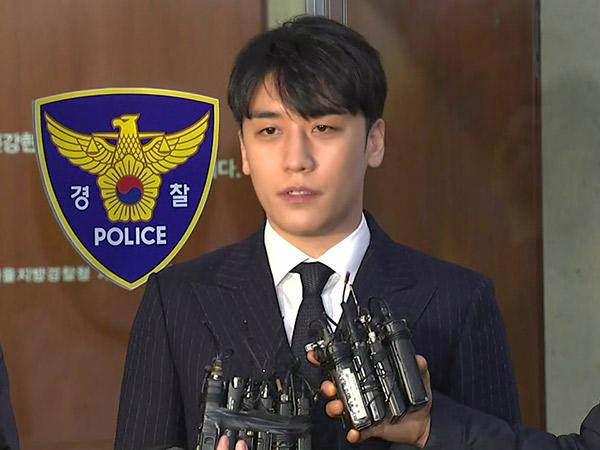 Oknum Polisi yang Diduga Terima Suap dari Seungri Juga Dapat Hukuman Ringan