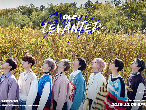 Album Baru Stray Kids 'LEVANTER' Puncaki iTunes Top Albums Charts