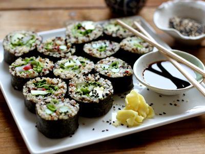 Resep Sederhana Bikin Sushi Sendiri