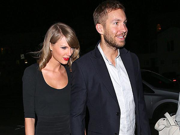Walau Alergi Kucing, Calvin Harris Rela Pindah ke Rumah Taylor Swift!