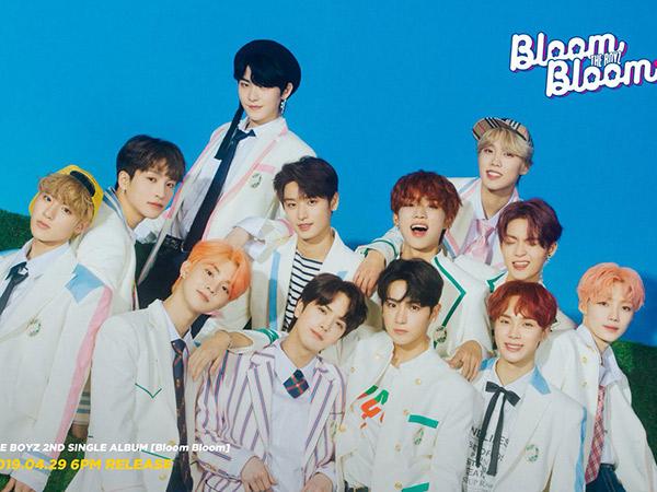 Segar nan Enerjiknya The Boyz di MV Lagu Comeback 'Bloom Bloom'