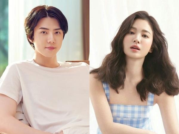 Sehun EXO Dikabarkan Bergabung Dalam Drama Song Hye Kyo dan Jang Ki Yong