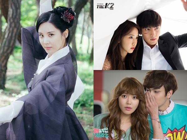 5 Drama Populer yang Dibintangi Member SNSD