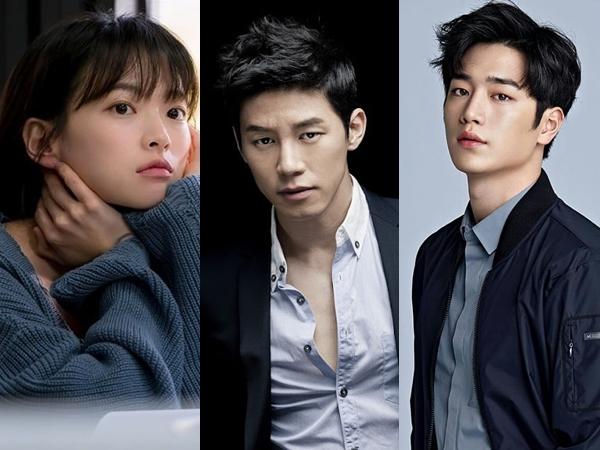 Chun Woo Hee, Kim Moo Yeol, Hingga Seo Kang Joon Dikabarkan Akan Bintangi Drama Thriller