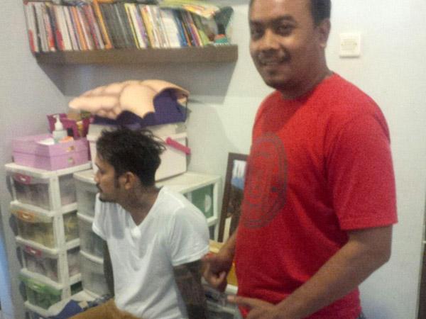 Ini Penampakan Aktor Tora Sudiro dan Mieke Amalia yang Diduga Diperiksa Polisi