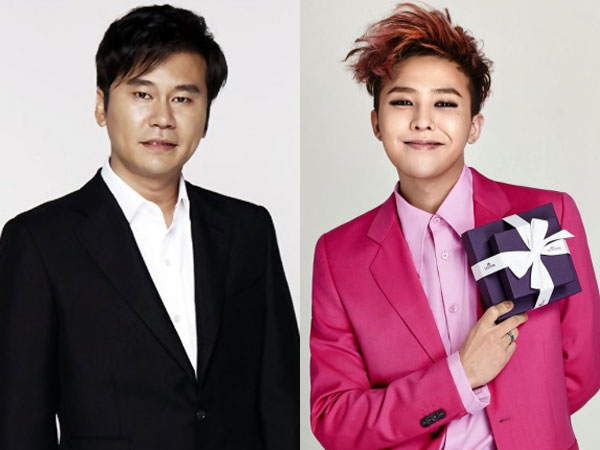 Yang Hyun Suk Minta G-Dragon Untuk Mencoba Akting?