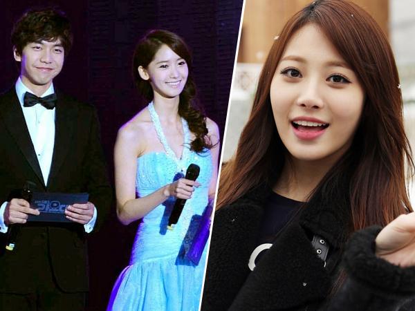 Hubungan Lee Seung Gi-YoonA SNSD Buat Yura Girl's Day Patah Hati!