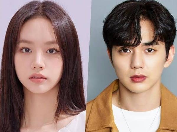 Yoo Seung Ho dan Hyeri Girls Day Dikonfirmasi Bintangi Drama Sageuk