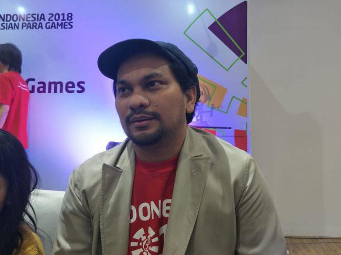 Tompi Sukarela Tawarkan Diri untuk Proyek Lagu Asian Para Games 2018