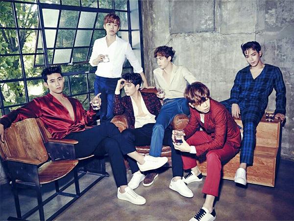 Member 2PM Memberi Komentar tentang Lagu 'My House' yang Kembali Populer