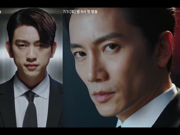 Ji Sung dan Jinyoung GOT7 Adu Argumen Soal Keadilan di Teaser 'The Devil Judge'