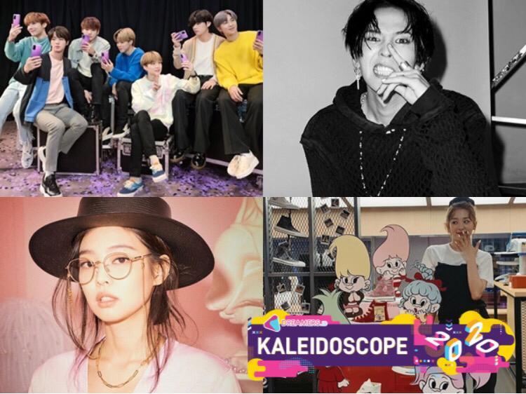 Kolaborasi Terbaik Idola K-Pop dan Brand Terkenal di Tahun 2020