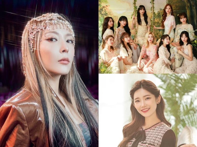 BoA No. 1, Ini 10 Album K-Pop Teratas Tahun 2020 versi Billboard