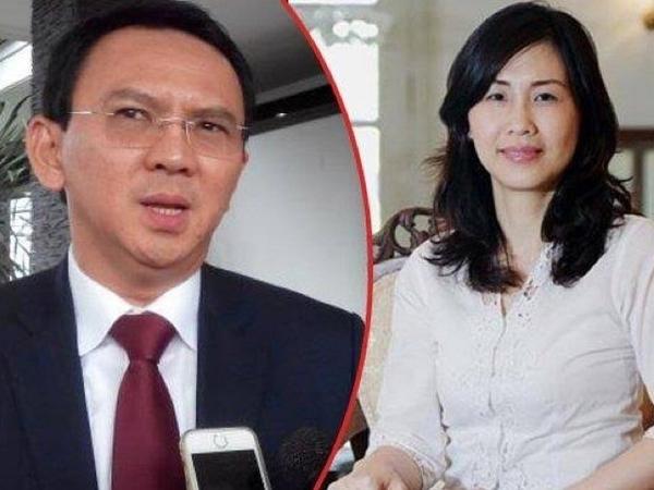 Ceraikan Veronica Tan Bukan Perkara Mudah, Ahok: Apa yang Saya Dapat? Makin Berani!