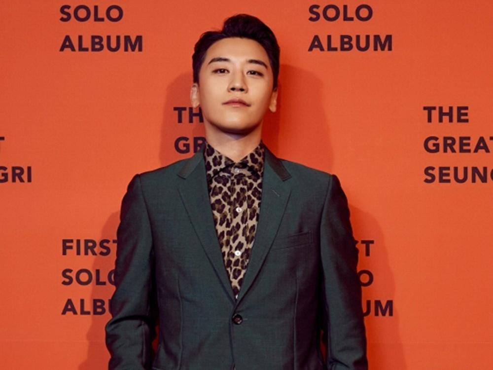 'Kacamata Pengusaha', Ini yang Buat Seungri Yakin Masa Depan YG Entertainment Cerah