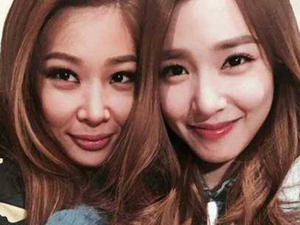 Berbeda Karakter, Banyak yang Tak Menyangka Jessi dan Tifanny SNSD Bersahabat?