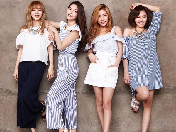 Susul Black Pink Hingga B.A.P, MAMAMOO Tambah Daftar Comeback Bulan Depan!