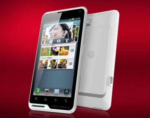 Motorola Rilis Motoluxe dan Defy Mini