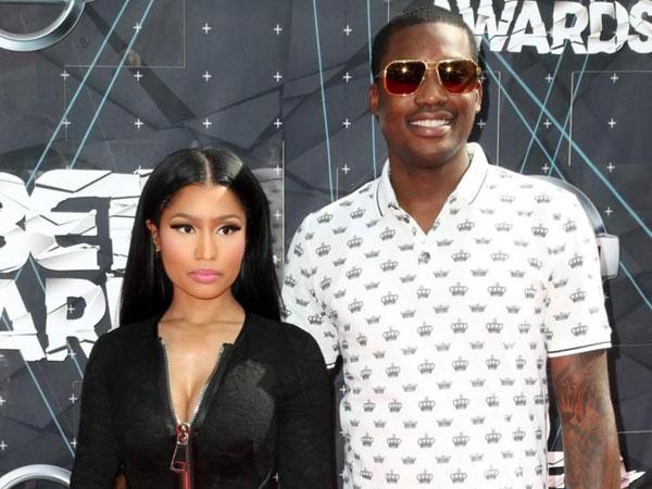 Tepis Rumor Berpisah, Nicki Minaj Kini Tinggal Bersama Meek Mill