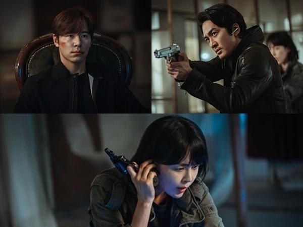 Momen Tegang Song Seung Heon dan Lee Ha Na Berhadapan dengan Lee Kyu Hyung