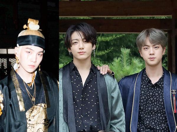 Penampilan Singkat Namun Kocak Jin dan Jungkook BTS di MV Agust D 'Daechwita'