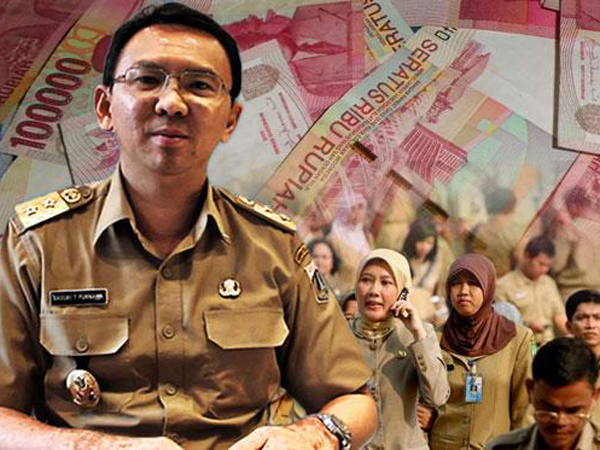Terungkap, Ternyata Banyak PNS Fiktif Yang Masih Digaji Pemprov DKI Jakarta?