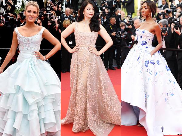 Para Selebriti Ini Tampil Anggun dengan Gaun Bak Princess di Cannes Film Festival 2016