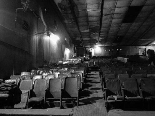 Ini Alasan 'Perempuan Tanah Jahanam' Datangi Grand Theater Senen, Bioskop Tua yang Sudah Tidak Beroperasi