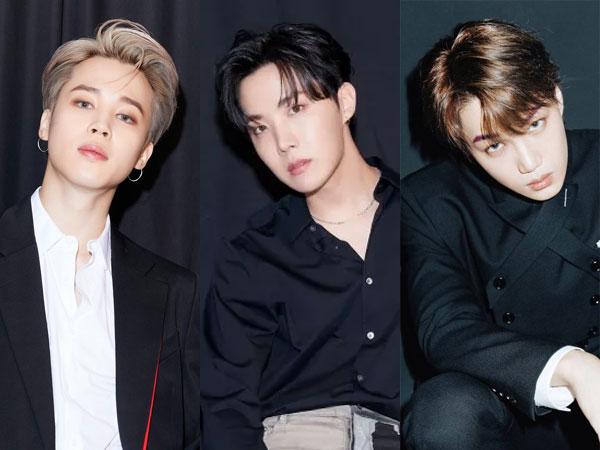 30 Member Boy Group Paling Populer Bulan Desember, Jimin BTS 2 Tahun Puncaki Daftar