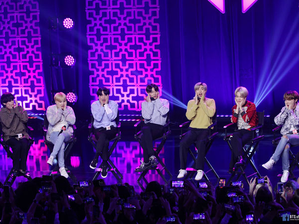 Dominasi Chart Billboard World Albums, BTS Catatkan Sejarah Baru